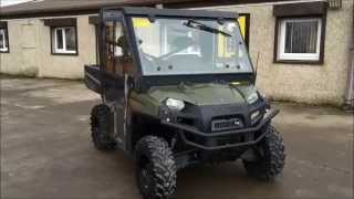 8. 2014 Polaris Ranger 900 Diesel