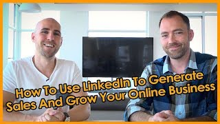 Join My Live LinkedIn Webinar with Trevor on June 28th, 2017:http://projectlifemastery.com/linkedinwebinarIn this video, I interview my friend, Trevor Turnbull, on how to leverage the power of LinkedIn marketing to generate sales and grow your online business. Trevor is an online sales and marketing expert with over 12 years of experience working in the industry. He is the Founder of Linked Into Leads, a LinkedIn lead generation, training and consulting company that finds, qualifies and connects clients to their target audience using the #1 network for business professionals.For the last 8 years, Trevor has been speaking professionally on the subject of how to leverage LinkedIn in order to grow your network. Whether you are just starting your online business or if you already have a business and want to take it to the next level, Trevor's knowledge will provide you with a lot of value.Are you ready to master LinkedIn marketing, so that you can attract new customers and deliver your message to the right people? Trevor is here to show you how!Click below to learn more about Trevor's work:http://projectlifemastery.com/linkedinprofilehttp://projectlifemastery.com/linkedininfluenceThis page contains affiliate links. If you purchase a product through one of them, I will receive a commission (at no additional cost to you). I only ever endorse products that I have personally used and benefitted from personally. Thank you for your support!★☆★ VIEW THE BLOG POST: ★☆★http://projectlifemastery.com/linkedin-marketing/★☆★ SUBSCRIBE TO ME ON YOUTUBE: ★☆★Subscribe ► http://projectlifemastery.com/youtube★☆★ FOLLOW ME BELOW: ★☆★Blog ► http://www.projectlifemastery.comTwitter ► http://www.projectlifemastery.com/twitterTwitter ► http://www.twitter.com/stefanjames23Facebook ► http://www.projectlifemastery.com/facebookFacebook ► http://www.facebook.com/stefanjames23Instagram ► http://projectlifemastery.com/instagramInstagram ► http://www.instagram.com/stefanjames23Snapchat ► http://projectlifemastery.com/snapchatPeriscope ► http://projectlifemastery.com/periscopeiTunes Podcast ► http://www.projectlifemastery.com/itunes★☆★ MY PRODUCTS & COURSES: ★☆★Life Mastery Accelerator ► http://www.lifemasteryaccelerator.comOnline Business Mastery Accelerator ► http://www.onlinebusinessmasteryaccelerator.comMorning Ritual Mastery ► http://www.morningritualmastery.comAffiliate Marketing Mastery ► http://www.affiliatemarketingmastery.comKindle Money Mastery ► http://www.kmoneymastery.com24 Hour Book Program ► http://www.24hourbook.comKindle Optimizer ► http://www.koptimizer.com★☆★ MERCHANDISE: ★☆★Mastery Apparel ► http://www.masteryapparel.com★☆★ RECOMMENDED RESOURCES: ★☆★http://www.projectlifemastery.com/resourcesIf you found this video valuable, give it a like.If you know someone who needs to see it, share it.Leave a comment below with your thoughts.Add it to a playlist if you want to watch it later.