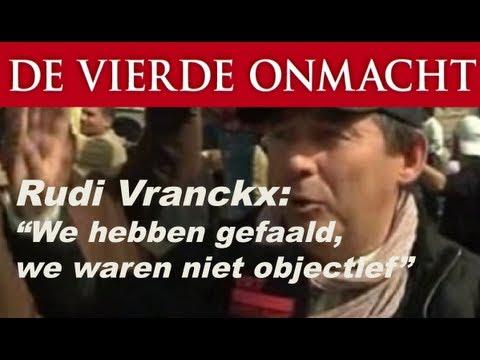 Rudi Vranckx - 'Arabische Lente' in Egypte