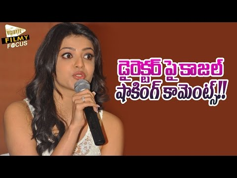 Kajal Agarwal Shocking Comments On Tollywood Directors