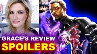 Video Black Panther SPOILERS Review MP3, 3GP, MP4, WEBM, AVI, FLV Februari 2018