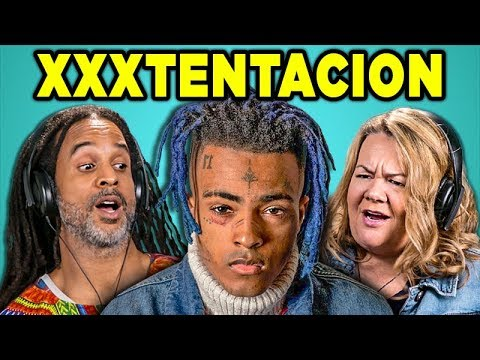 PARENTS REACT TO XXXTENTACION (SAD!, changes, Jocelyn Flores) (видео)