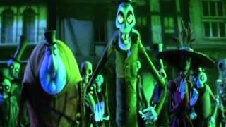 Video Co ví mrtví - neoficiální klip k filmu Mrtvá nevěsta Tima Burton