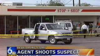 Kingsville (TX) United States  city photos : Border Patrol Shooting - Kingsville TX Gas Station