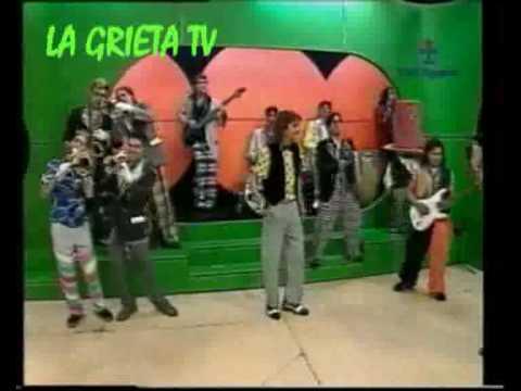 LOS CALIGARIS - pobre yo (himno a la suegra)  mar de fondo - Fantino