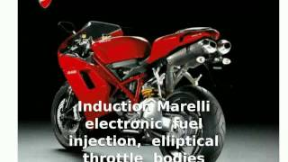 9. Ducati 848 Nicky Hayden Edition - Details, Specification