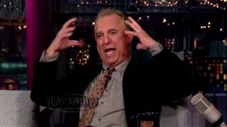 Jay Thomas on the Late Show with David Letterman #25 - December 21, 2012