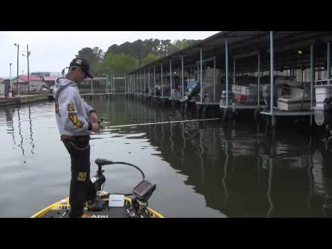 Ike Fishing Docks - Fish it All Theory