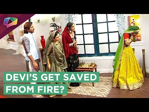 Devi Escapes A Big Accident | Usha's Plan FAILS