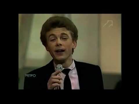 Раймонд Паулс Танец на барабане - плагиат песни Хулио Иглесиаса Quiero?