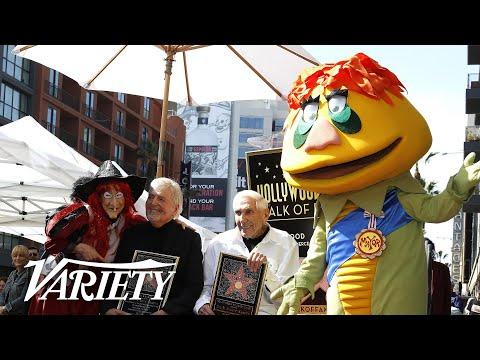 Sid & Marty Krofft Walk of Fame Ceremony