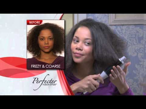 Perfecter Fusion Hair Styler - The Splendid Hair Styler ...