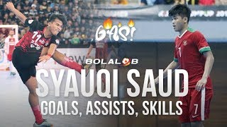 Video Flank Maut! Syauqi Saud Lubis Goals, Assists, and Skills! 🔥 MP3, 3GP, MP4, WEBM, AVI, FLV Oktober 2018