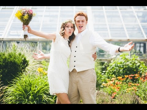 VIDEO: Sam and Audrey's Wedding