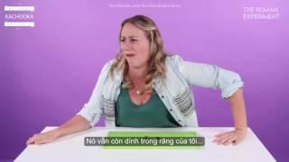 Phản ứng của người Mỹ khi ăn đặc sản vùng nông thôn Việt Nam