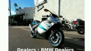 8. 2008 BMW K 1200 S Specs & Details