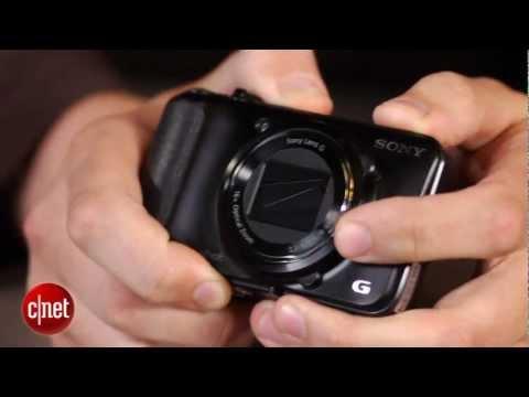 Sony Cyber-shot DSC-H90 has a nice long lens