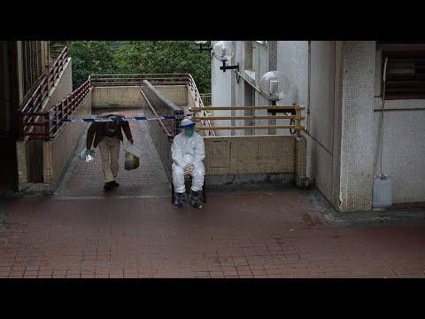 Mehr als 1000 Todesfälle: Bedrückender Alltag im abgeriegelten Wuhan