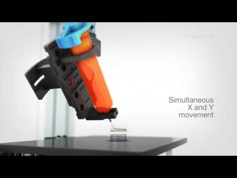 Nordson EFD R Series Automated Dispensing Systems Overview
