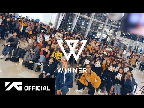 WINNER - 'CROSS' FAN-SIGNING DAY IN YEONGDEUNGPO