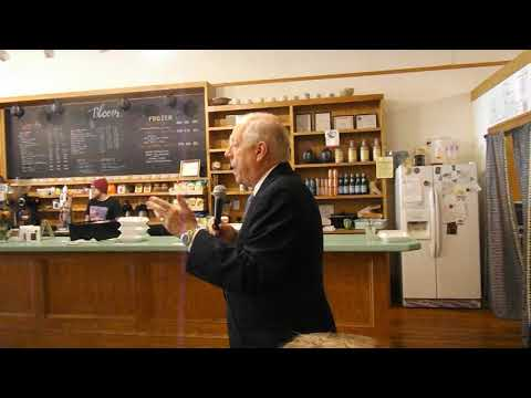Video: Phil Bredesen's Bristol campaign stop