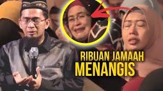 Video PECAH😭 Kisah Imam Bukhari Buat Ribuan Jamaah Menangis - Ustadz Adi Hidayat LC MA MP3, 3GP, MP4, WEBM, AVI, FLV Januari 2019