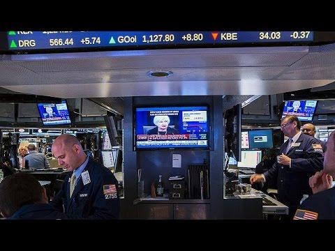 ΗΠΑ: Αμετάβλητα τα επιτόκια της FED – economy