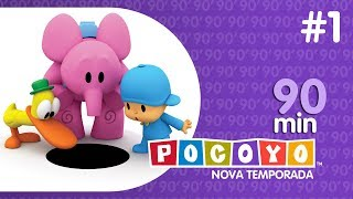 Pocoyo português Brasil - Pocoyo  NOVA TEMPORADA (4) 90 minutos com Pocoyo! [1]