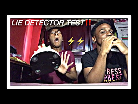 LIE DETECTOR TEST WITH MY EX😱‼️