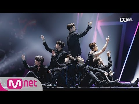 GOT7_Nightmare(JackSonXBamBamXMark) + Lullaby(Dark Ver.)│2018 MAMA in HONG KONG 181214