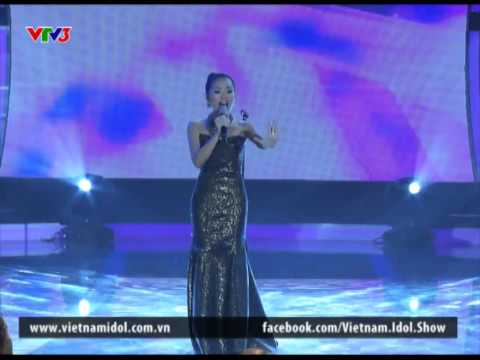 Vietnam Idol 2012 &#8211; Try It On My Own &#8211; Hong Quyn &#8211; MS 1 &#8211; Gala 9