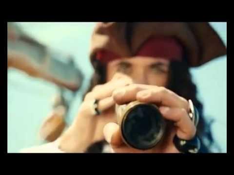 Ahmed Ezz as Captain Shrimpo Part 1