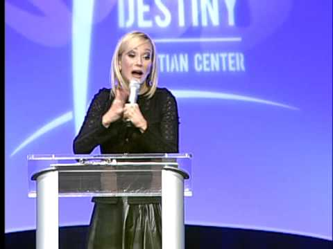 """ My Praise produces #3- "" The Anointing "" – Pastor Paula White – 04/14/13"
