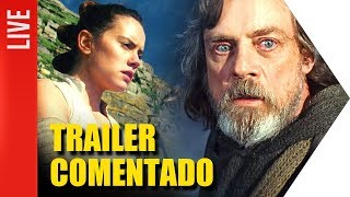 Video Star Wars: Os Últimos Jedi - Trailer Comentado | OmeleTV AO VIVO MP3, 3GP, MP4, WEBM, AVI, FLV Oktober 2017