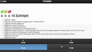 Panduan Haji Bergambar YouTube video