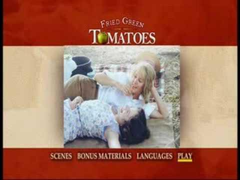 Fried Green Tomatoes - Anniversary Edition DVD Menu