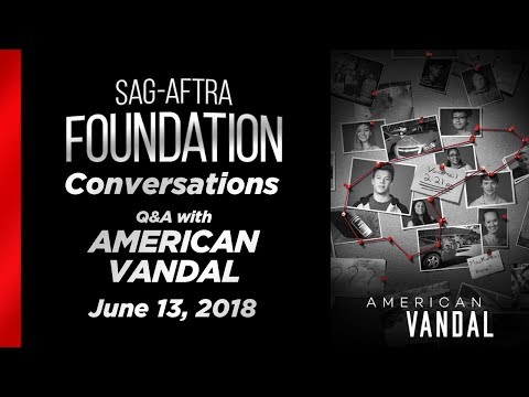 Conversations with AMERICAN VANDAL