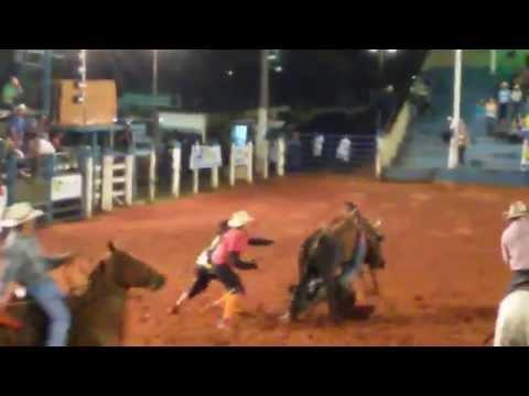 Acidente em Montaria - Sandovalina 2014