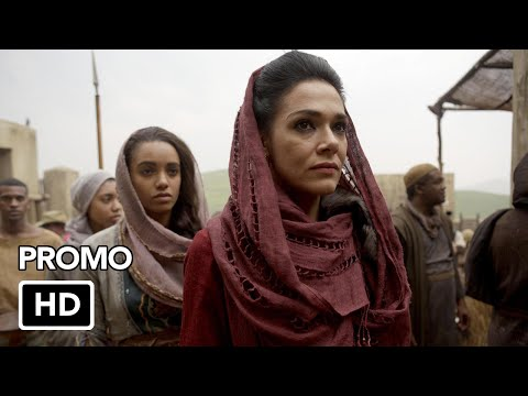 "Of Kings and Prophets (ABC) Promo ""Rise"" (HD)"