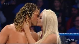 Nonton Dolph Ziggler and Maryse Kiss MANIP - WWE Smackdown LIVE Sept 6 2016 Film Subtitle Indonesia Streaming Movie Download