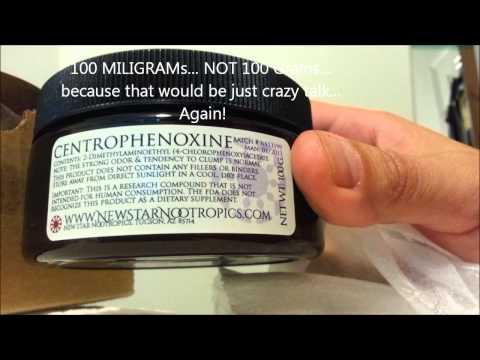 Nootropics-Piracetam, Prami, Phenyl and Nefi-Unpackaging and Dosage