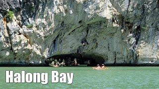 A Day Trip To Halong Bay (Vịnh Hạ Long)