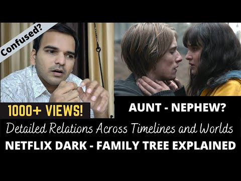 Netflix Dark - Confusing Family Tree Explained | Detail | Season 3 | How are people related? English