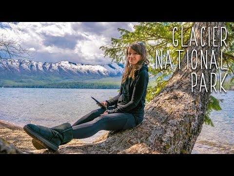 Solo Exploring | Glacier National Park