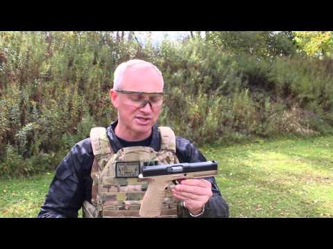 Strike One, Russian Spec Ops Pistol!
