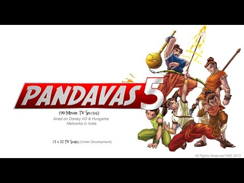 Video Pandavas 5-P5 Comix Motion Graphic download in MP3, 3GP, MP4, WEBM, AVI, FLV January 2017