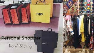 Nonton A Day In The Life Of A Personal Shopper   1 On 1 Styling Film Subtitle Indonesia Streaming Movie Download
