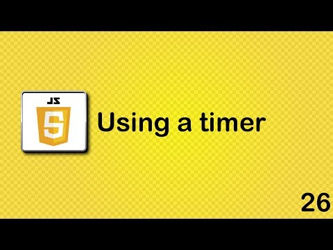 Using a timer
