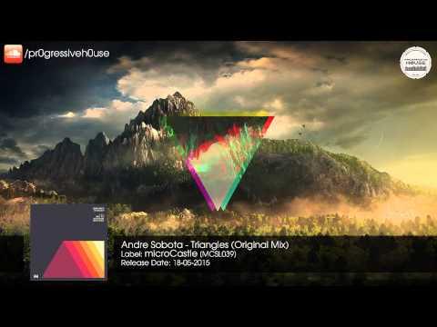 Andre Sobota - Triangles (Original Mix) [microCastle]