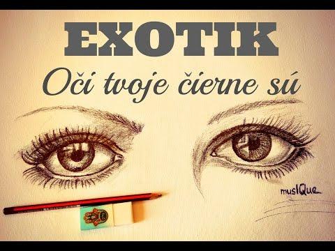 EXOTIK - Oči Tvoje čierne sú /Hrajte, mi hrajte 2015/